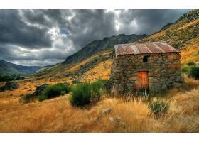 建筑物,建筑物,风景,农村,房子,自然,山,国家,壁纸,