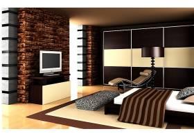 房间,棕色,壁炉,壁纸,