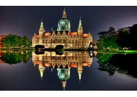 新建,城市,走廊,(汉诺威),汉诺威,新建,城市,走廊,德国,建筑