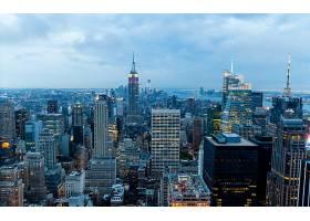 新建,约克,城市,一致的,州,城市,城镇,大都市,建筑物,摩天大