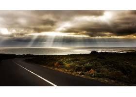 路,风景优美的,壁纸,