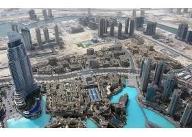 迪拜,城市,一致的,阿拉伯人,阿联酋航空公司,城市,壁纸,(1)
