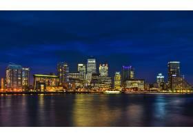 城市,城市,体系结构,建筑物,摩天大楼,夜晚,灯光,城市风光,