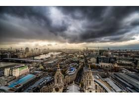 城市,城市,城市风光,体系结构,建筑物,天空,云,英国,伦敦,一