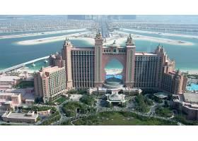 迪拜,城市,一致的,阿拉伯人,阿联酋航空公司,壁纸,(4)