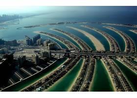 迪拜,城市,一致的,阿拉伯人,阿联酋航空公司,壁纸,