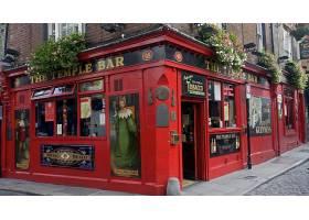 建筑物,建筑物,都柏林,爱尔兰,酒馆,寺庙,酒吧,壁纸,