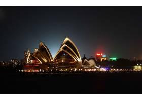 悉尼,歌剧,房子,壁纸,