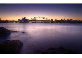 悉尼,避难所,桥梁,桥梁,壁纸,(3)