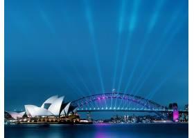 悉尼,避难所,桥梁,桥梁,悉尼,歌剧,房子,壁纸,