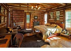 房间,内部,风格,设计,国家,房子,小屋,庄园,活的,房间,壁纸,