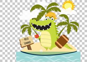 夏花背景,草,花,生产,水果,树,食物,字体,植物,卡通,鳄鱼,夏天,鳄图片