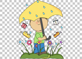 夏花背景,幸福,线路,黄色,儿童艺术,面积,花,植物,四月阵雨,数字