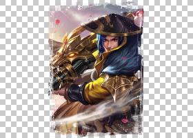 刘备-仁德义枪王者荣耀游戏角色皮肤原画图片