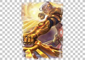 后羿-半神之弓王者荣耀游戏角色皮肤原画图片