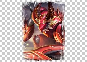 墨子-龙骑士王者荣耀游戏角色皮肤原画图片