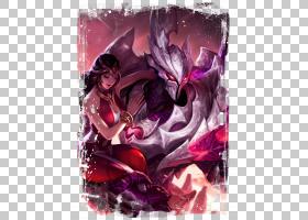 干将莫邪-淬命双剑王者荣耀游戏角色皮肤原画图片