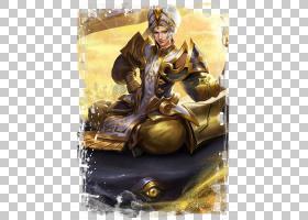 庄周-蜃楼王王者荣耀游戏角色皮肤原画图片