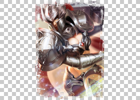 钟无艳-王者之锤王者荣耀游戏角色皮肤原画图片