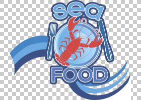 水果背景,技术,线路,徽标,圆,符号,文本,面积,蓝色,贝类,海鲜餐厅