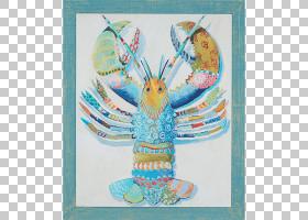 水彩画,儿童艺术,油漆,鱼,艺术家,版画制作,Palinurus,水彩画,绘
