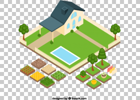 3D背景,结构,住宅区,草,线路,游戏,城市设计,播放,面积,角度,天井