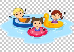 儿童卡通,有趣,幸福,蹒跚学步的孩子,水,娱乐,播放,食物,卡通,绘