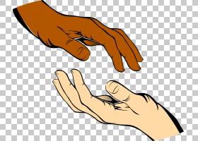 礼品卡通,线路,手指,关节,手臂,手型,拇指,线条艺术,女人,卡通,手