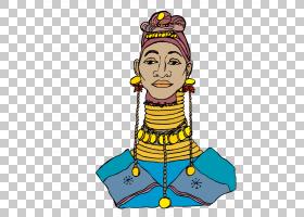 女卡通,黄色,职业,像素,光栅图形,女人,卡通,颈部,长颈鹿,非洲,图片