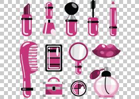 化妆刷,洋红色,线路,紫色,粉红色,唇彩,指甲油,化妆品广告,面粉,