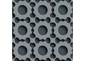 高清工业机械设备电子锯齿轮子素材纹理背景图片