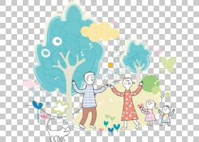 家庭卡通,字体,线路,模式,设计,播放,儿童艺术,材质,文本,面积,蓝
