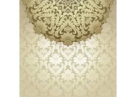 大气欧式奢华底纹花纹边框矢量素材