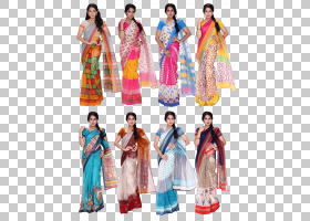 纱丽服装,时装设计,日装,传统,材质,服装,缎子,粘胶,着装,Bhagalp图片