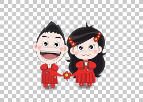 婚恋背景,幸福,微笑,爱,婚纱摄影,Echtpaar,新郎,新娘,卡通,婚姻,