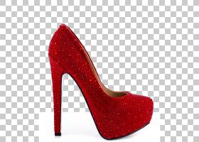 新娘卡通,新娘鞋,闪光,基本泵,红色,高跟鞋,鞋类,硬件泵,新娘,鞋,