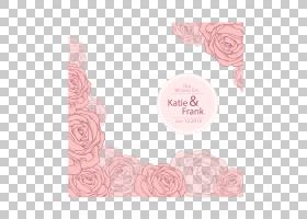 婚礼贺卡框架,文本,纸张,桃子,花,心,问候,花瓣,粉红色,海滩玫瑰,