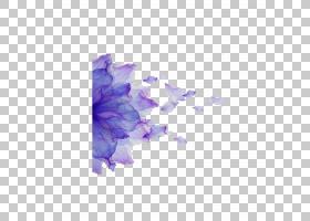 紫色抽象背景,花瓣,紫罗兰,紫色,丁香,打印,绘图,抽象艺术,花,水