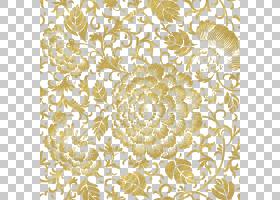花卉设计金,纹理,设计,纹理贴图,黄金,计算机图形学,花,