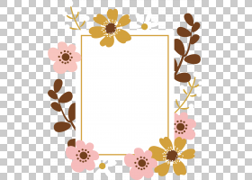 背景水彩画框,线路,插花,分支,花卉,花瓣,植物群,相框,花,语音气