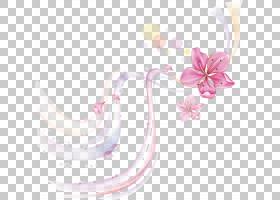 粉红色抽象背景,耳朵,身体首饰,粉红色,销,抽象艺术,摘要,花卉设