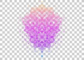 粉红色花卡通,心,对称性,圆,视觉艺术,线路,花瓣,洋红色,紫罗兰,