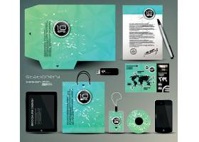 公司企业品牌通用整套VI设计展示图片
