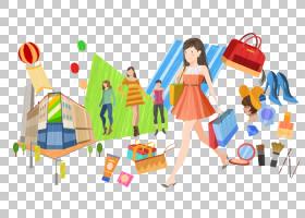背景海报,休闲,播放,时装设计,面积,动画,免费,包,绘图,海报,百货图片