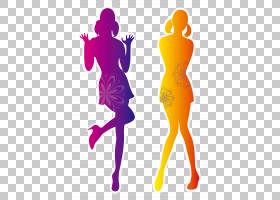 背景海报,洋红色,线路,肩部,人,关节,手臂,紫色,站立,粉红色,女人图片