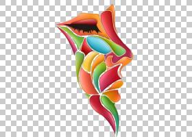 艺术抽象背景,花瓣,花,杰里米・杨,颜色,抽象艺术,绘图,肖像,数字