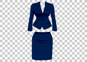 芭比娃娃卡通,外衣,套装,钴蓝,着装,套筒,正式着装,夹克,电蓝,时图片