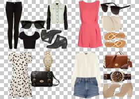粉红色背景,腰部,精品店,白色,手提包,黑色,销售,时装设计,外衣,图片