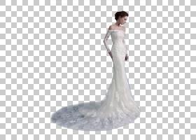 婚恋,新娘服装,新娘礼服,关节,高级时装,缎子,颈部,拍照,长袍,肩