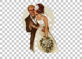 婚恋情侣,新娘服装,浪漫,长袍,夫妇,男人,老东西,羊皮纸工艺,新郎